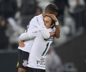 Romero iluminado: seis gols em três jogoa - Daniel Augusto Júnior/Agência Corinthians