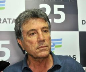 Presidente regional do DEM, Murilo Zauith deve dar voto de desempate em reunião - Valdenir Rezende/Correio do Estado