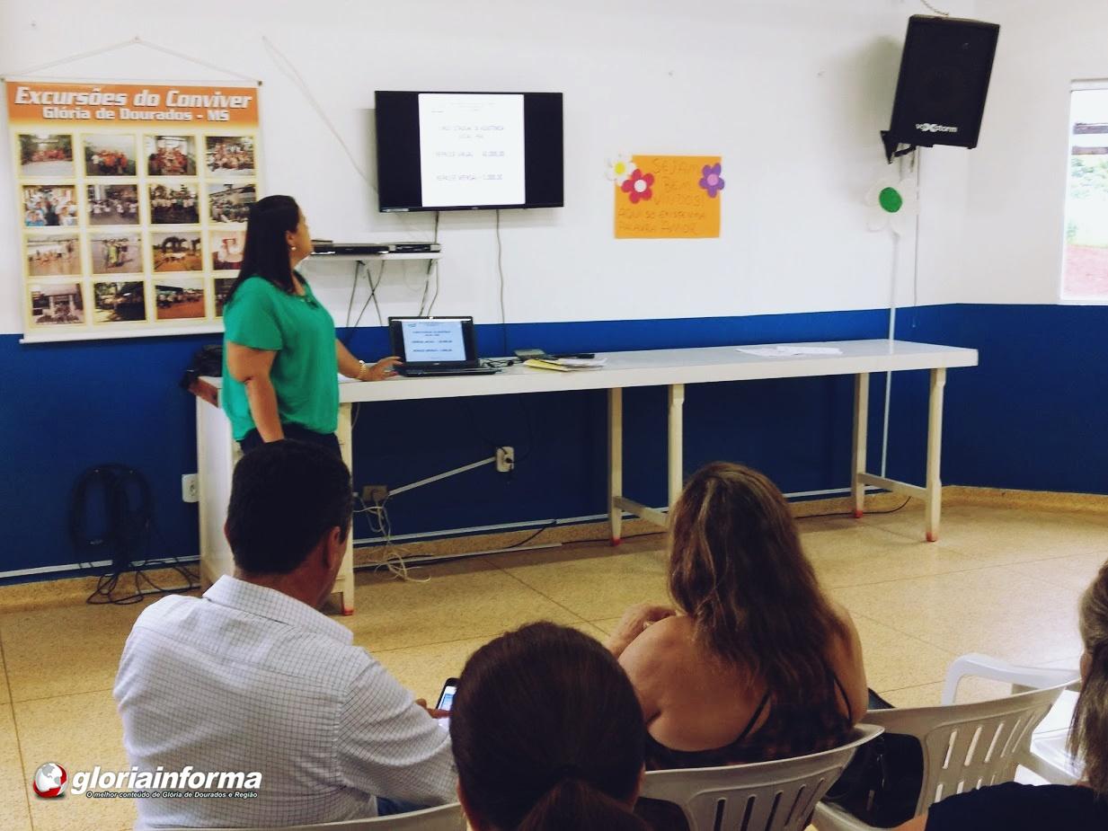 Ana Paula Gerente da Assistência Social.