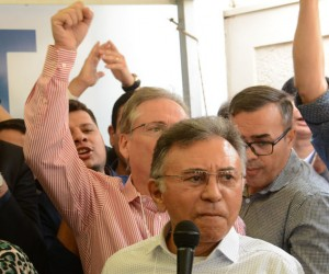Vice de Odilon será definido no sábado - Álvaro Rezende / Arquivo / Correio do Estado