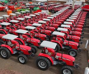 Ao todo, 567 equipamentos serão entregues nesta segunda-feira. - Edemir Rodrigues