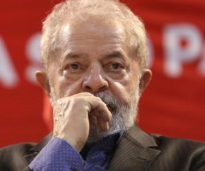 Ex-presidente Luiz Inácio Lula da Silva está preso desde sábado (7) - DIVULGAÇÃO