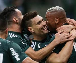Palmeiras venceu por 1 a 0 - Cesar Greco/Divulgação