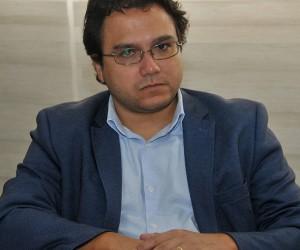 Pedro Pedrossian Neto é secretário na administração da Prefeitura de Campo Grande e responsável pelo pagamento - Valdenir Rezende/Correio do Estado