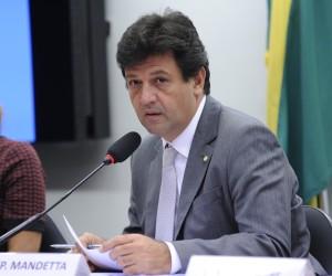 Luiz Henrique Mandetta é uma das lideranças do DEM - Divulgação