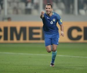 Renato Augusto, do Corinthians, jogou com Tite no Corinthians - Pedro Martins/MoWA Press